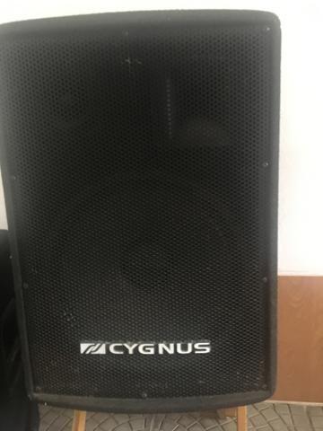 Par de Caixas de som cygnus - Foto 2