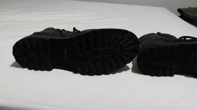 Dois pares de botinha masculina - Foto 5