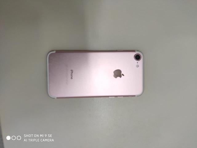 Iphone 7 rose 32gb - Foto 2