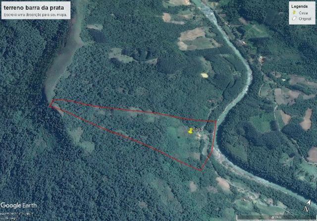 Sítio com 17,5 hectares em Vitor Meireles