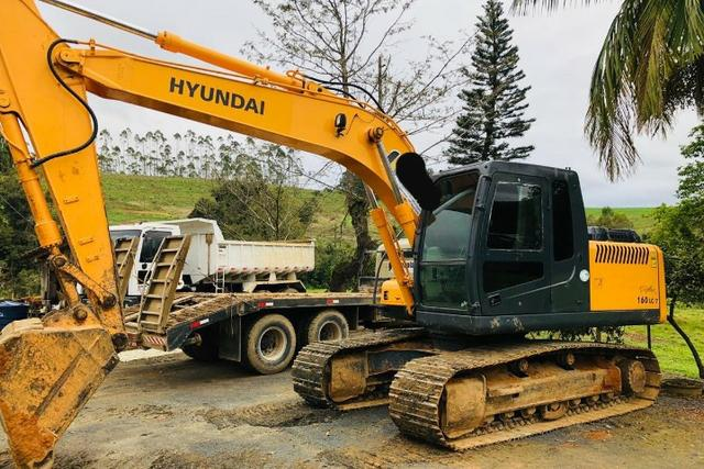 Hyundai R160 12\12 - Foto 6
