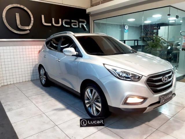 Hyundai IX35 2016 2.0 GLS Aut. c/ GNV - Foto 2