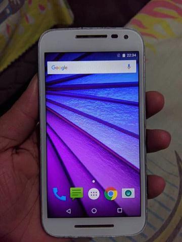 Troco Motorola Moto G3