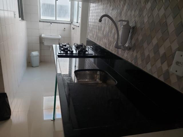 Apartamento 3 quartos, armação, infraestrutura, reformado, nascente, garagem e piscina - Foto 8