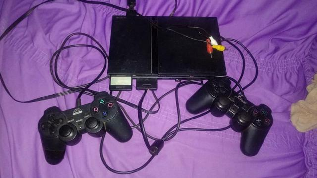 Ps2 via pendrive