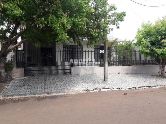 Casa à venda com 3 dormitórios em Alvorada, Francisco beltrao cod:117