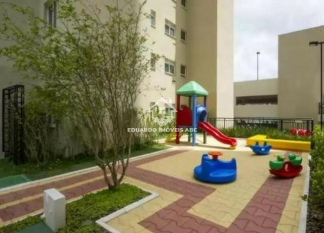 3 Dormitórios. Apartamento Novo. Lazer Completo. Parque São Vicente - Mauá - Foto 16