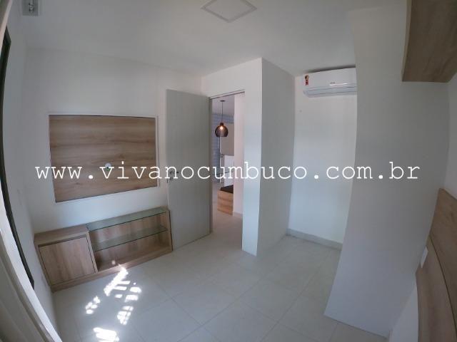 Apartamento no condomínio VG Sun Cumbuco Semi mobiliado