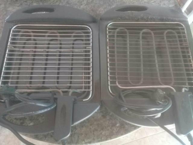 Duas churrasqueiras eletricas - Foto 2