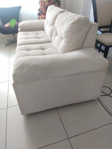 Sofá semi novo - Foto 4