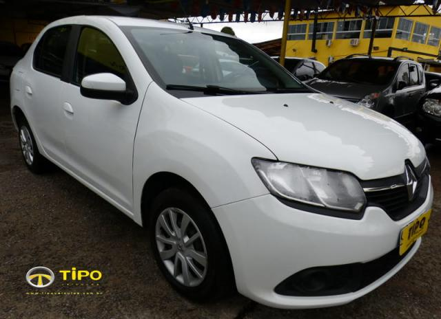 RENAULT LOGAN EXPRESSION 1.6 2018