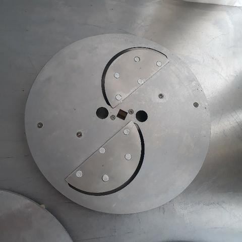 Multiprocessador de alimentos 3 discos - FC2 - Foto 5