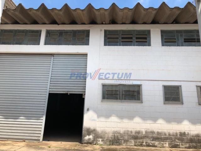 Galpão/depósito/armazém à venda em Jardim santa mônica, Campinas cod:BA269563 - Foto 3