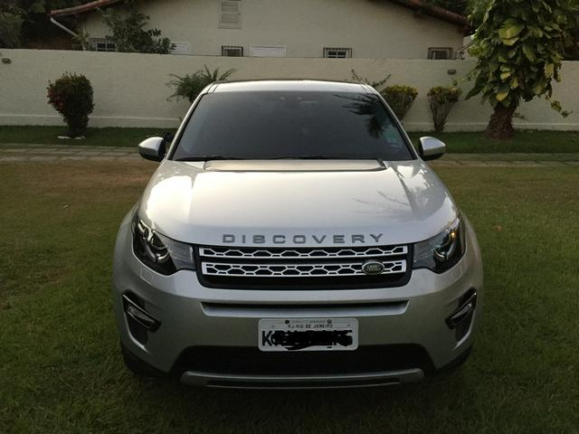 Discovery Sport HSE 5L 16