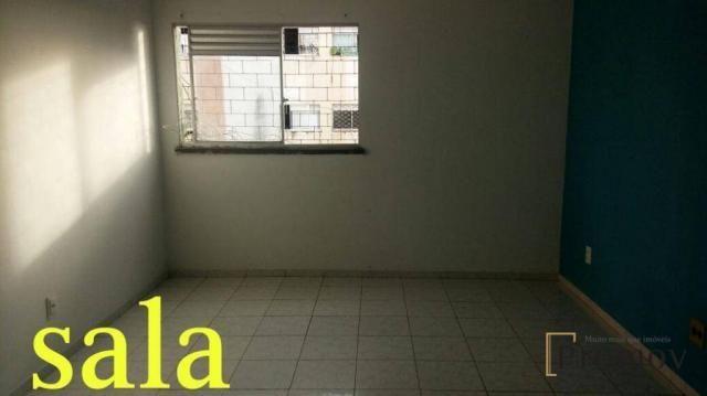 Apartamento residencial à venda, Cidade Nova, Aracaju. - Foto 10