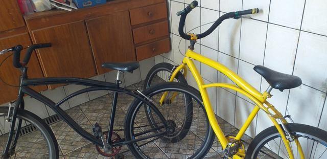 Vendo (2) duas Bicicletas - Foto 2