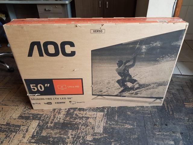 Smart Tv led AoC 50 - Foto 2