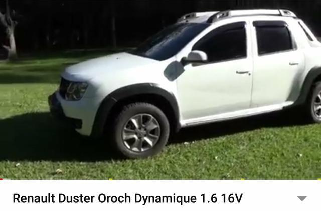Duster Oroch 16/17 - Foto 4