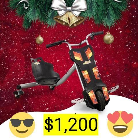 Triciclo eletrico presente Natal