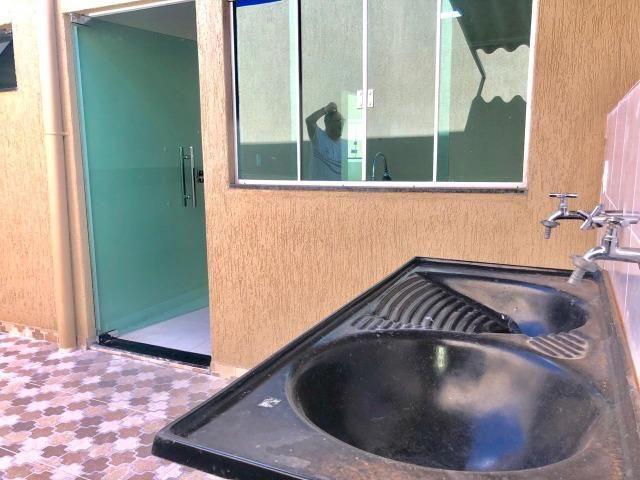 Aceito Imóvel FGTS e Financiamento, Casa Nova em Excelente Localização Sobradinho 2 - Foto 14