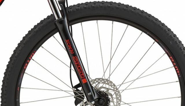 Bicicleta GT Avalanche Comp 18v deore com NF - Foto 4