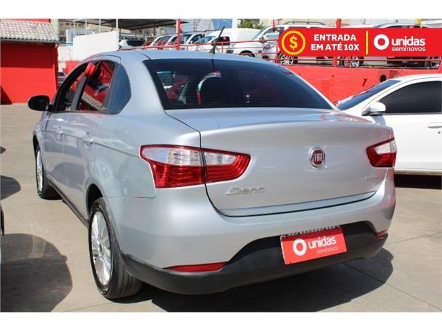 Fiat Grand siena 1.6 mpi essence 16v flex 4p manual - Foto 4