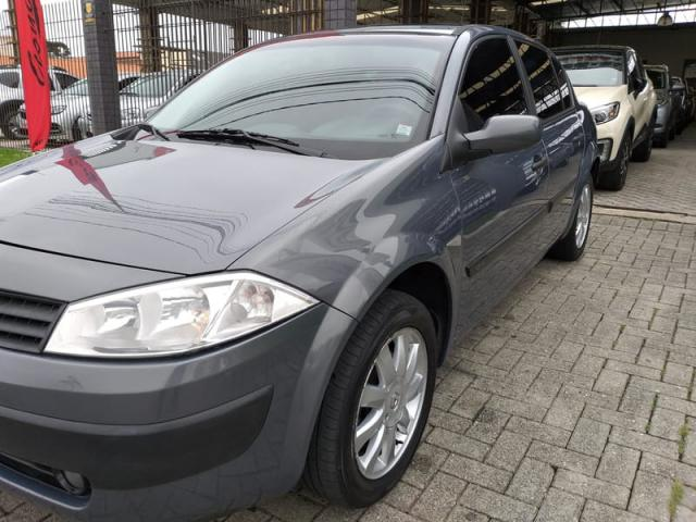 RENAULT MEGANE 1.6 SEDAN EXPRESSION 16V FLEX 4P MANUAL - Foto 6