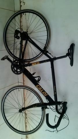 Bicicleta Caloi 10 Léia até o final!