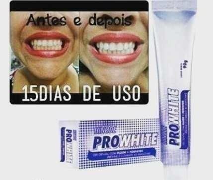 Creme Dental Clareador Prowhite Hinode 8 00 R Promocao Beleza E