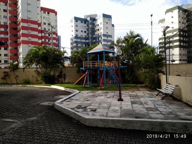 Venda direta - Apartamento no Cocó quitado, móveis projetados no Cocó - Foto 17