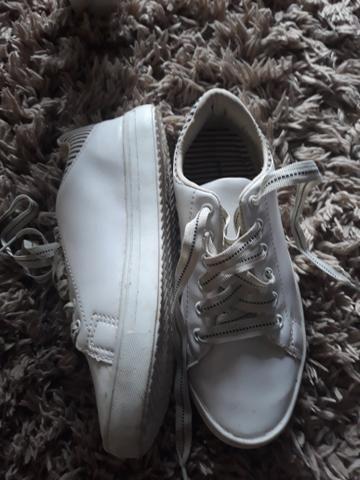 992e40818d Tênis branco - Roupas e calçados - Telégrafo Sem Fio