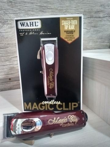 5f1b1640b Máquina Wahl Magic Clip Cordless - Beleza e saúde - Cidade ...