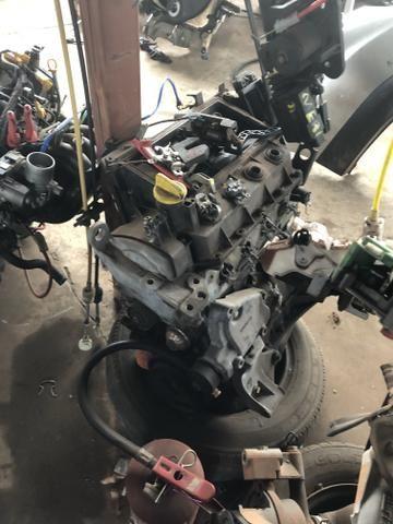 Motor do sentra - Foto 6
