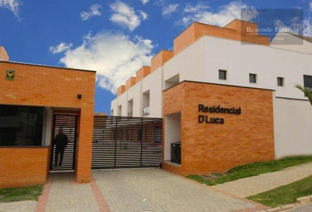 SO0394 - Sobrado com 3 dormitórios à venda, 145 m² por R$ 595.000 - Atuba - Curitiba/PR - Foto 19