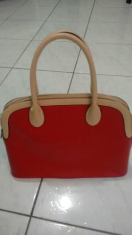 bb75dfb4c Bolsa Queens vermelha - Bolsas, malas e mochilas - Caruaru ...