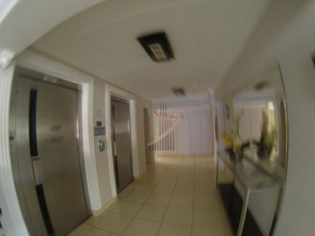 Apartamento com 1 dormitório para alugar, 44 m² por R$ 900,00/mês - Centro - Foz do Iguaçu - Foto 15
