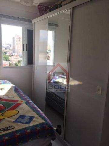 Apartamento com 2 dormitórios à venda, 55 m² por R$ 360.000 - Casa Branca - Santo André/SP - Foto 16