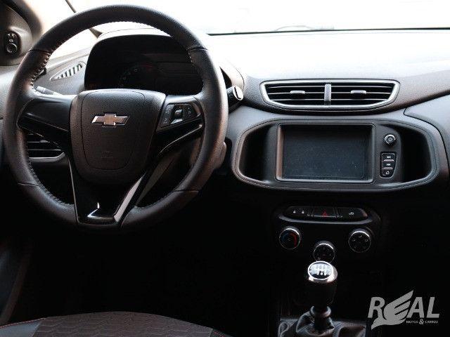 Gm - Chevrolet Onix LTZ 1.4 Completo Financio Até 60X Com Entrada De Apenas 7 Mil - Foto 15