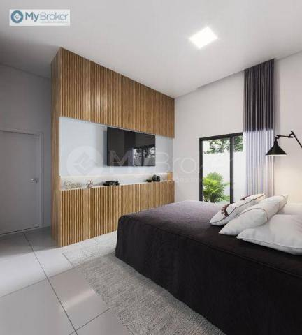 Casa com 3 dormitórios à venda, 150 m² por R$ 529.000,00 - Alvorada - Senador Canedo/GO - Foto 5
