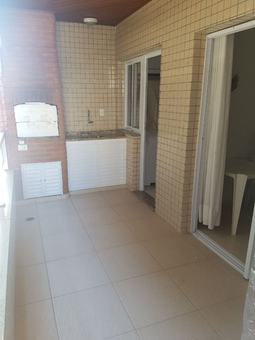 Apartamento c/ varanda e churrasqueira Ubatuba - Foto 9