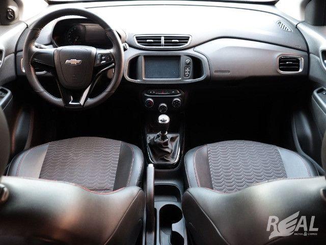 Gm - Chevrolet Onix LTZ 1.4 Completo Financio Até 60X Com Entrada De Apenas 7 Mil - Foto 14