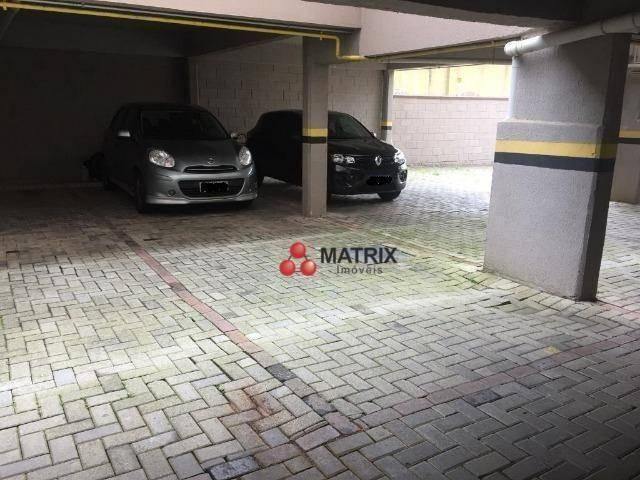 Apartamento com 3 dormitórios à venda, 63 m² por R$ 355.100,00 - Cristo Rei - Curitiba/PR - Foto 9