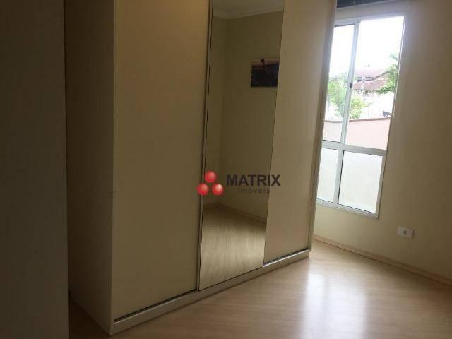 Apartamento com 3 dormitórios à venda, 63 m² por R$ 355.100,00 - Cristo Rei - Curitiba/PR - Foto 2