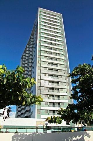 VM-Lindo apartamento à Beira-Mar do Janga - Edf Janga Prince - 03 Quartos