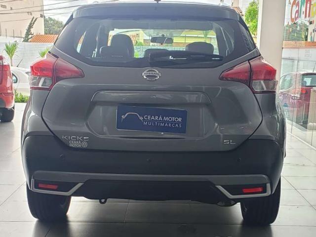 Nissan KICKS  SL 1.6 16V FlexStar 5p Aut. - Foto 4