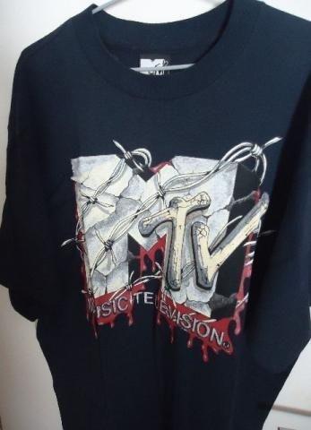 Camisa MTV nova importada R$250,00