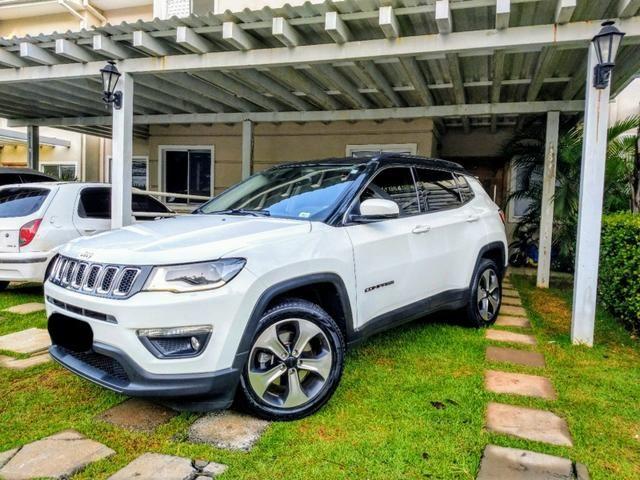 Jeep Compass longitude kit Premium DOCS PAGOS 2020 - Foto 7