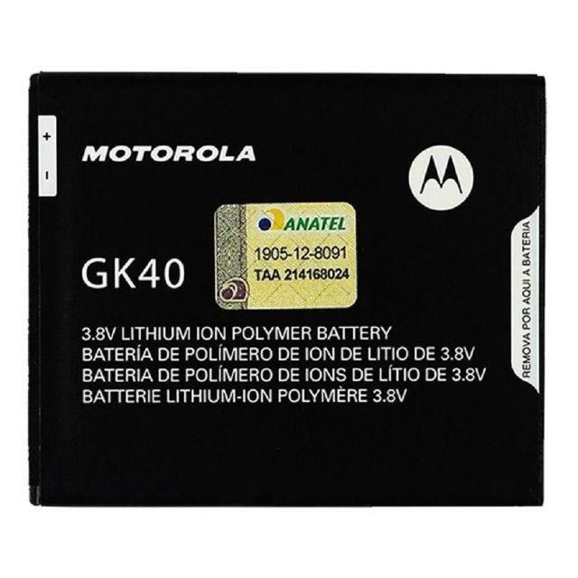 Bateria motorola moto g4 play/moto g5/moto C/E4 Gk 40 a pronta entrega