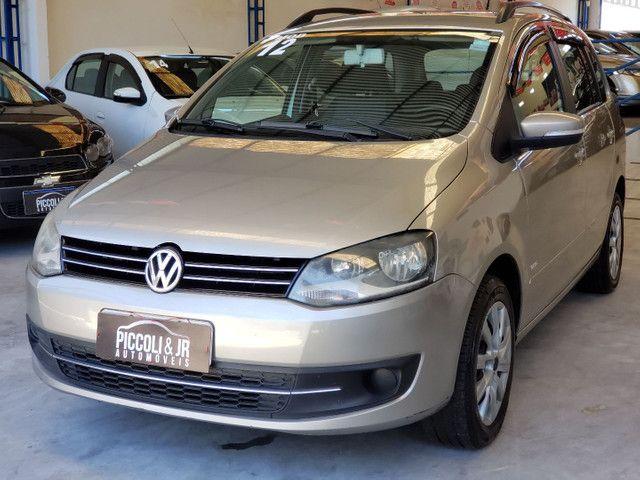Volkswagen SpaceFox 1.6 Trend vendo troco e financio R$ 36.900,00  - Foto 3