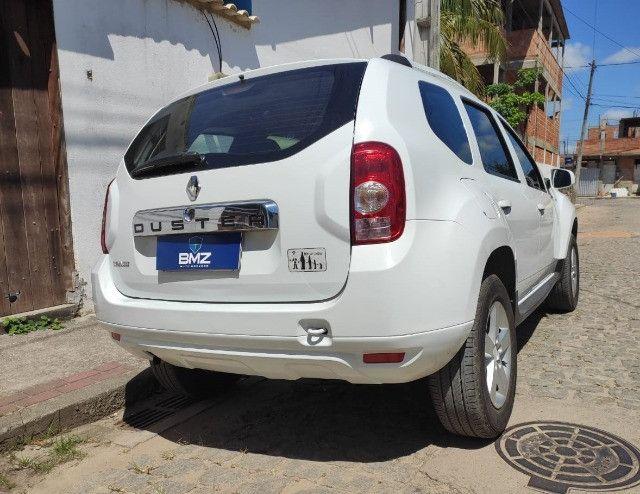 Renault Duster 1.6 // GNV5ª geração 16mts³// Manual + Chave reserva - Foto 6